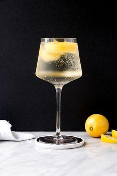 Easy White Wine Spritzer