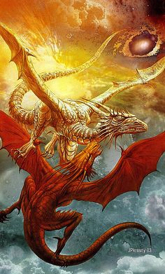 """""""Two Dragons"""" by patrik"""