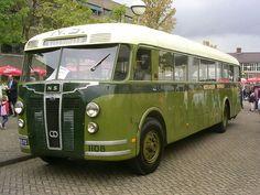 1948 Crossley - Netherlands Railways