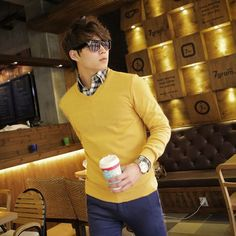 2017 Cashmere Casual Sweater Mens V Neck Pullovers Tees Tops Coat Fashion Solid Thin Long Sleeve Knitting Sweater Tops Sweaters