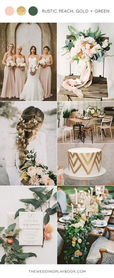 50 Best Of Wedding Color Combination Ideas 2017 (58)