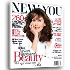 Robin McGraw graces our summer 2014 cover on newsstands now! #beauty #antiaging