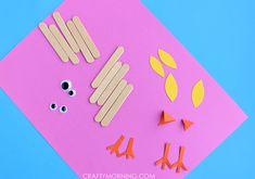 popsicle stick chick craft