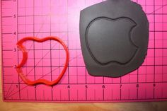 Apple Cookie Cutter | AngelCakesEtc