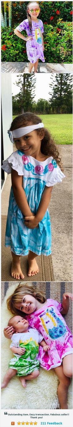 Hand Painted Clothes for children by PetrinaBlakely #etsyfashionhunter #shoppingwomen #integritytt @EtsyRT @FameRTs @PromoteMyShop https://www.etsy.com/shop/PetrinaBlakely?ref=seller-platform-mcnav&section_id=11067902