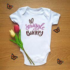 Snuggle Bunny/Easter onesie/bodysuit/Easter clothing for kids