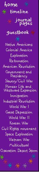 Homeschooling with Notebooks - History Book Lists - Colonial America