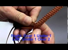 How to Make a Mad Max Snake Knot Paracord Bracelet Tutorial Leather And Lace, Sewing Leather, Leather Pattern, Braided Leather, Leather Cuffs, Leather Cord, Bracelet En Cuir Diy, Diy Leather Bracelet, Leather Jewelry