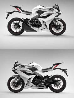 2015 Chak Motors Molot : A Custom Futuristic Superbike From Modified Honda CBR 1000RR ABS