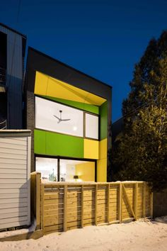 Neat Minimalist Residence