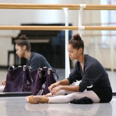 A soloist for the American Ballet Theatre and an author, Misty Copeland shares her #CoachNewYorkStories at Coach.com