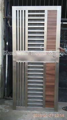 We are manufacturer and suppliers of Stainless Steel Doors, in Noida, India from Kunwar Bros & Co