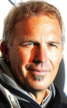 Kevin Costner...awesome actor and not to mention good looking!