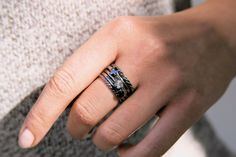 Black gold engagement rings for women are coming with beautiful diamond in its center, which will make it the best engagement rings when you are proposing. Black Gold Engagement Rings, Best Engagement Rings, Sunglasses Accessories, Jewelry Accessories, Black Rings, Gold Rings, Black Love, White Sapphire, Diamond Are A Girls Best Friend