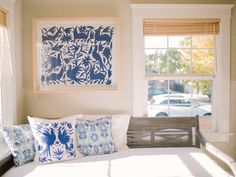Jack's Serene Blue & Beige Room — My Room | Apartment Therapy