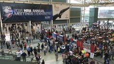 Behind The Scenes at the 2016 NRA Annual Meetings & Exhibits