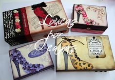 DESAFIO Sapato Loucas por caixa