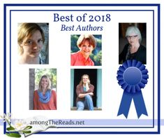 Best of 2018 Best Authors
