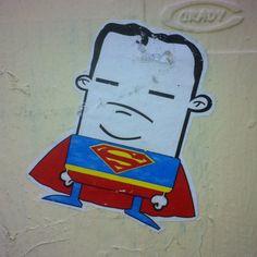 #StreetArt #Cordoba #Spain #Sticker