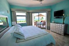 Villa Turquesa; Incredible oceanfront villa in Playacar #PlayaDelCarmen!