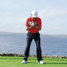 [임진한 골프] 몸통 회전을 통한 스윙 연습법 (3회)