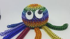 Ozzy the Octopus by AlissasCraftings on Etsy