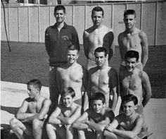 Young Jim. :D(first row, first from right)