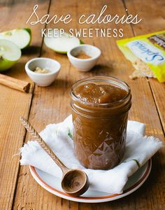 This apple butter is sure to help spread some smiles this fall. Made with SPLENDA® Brown Sugar Blend, it has fewer calories than the same recipe made with full sugar.