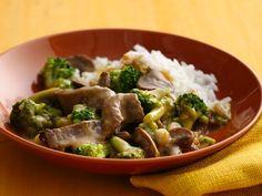 Salteado de Brócoli y Carne de Res - Que Rica Vida