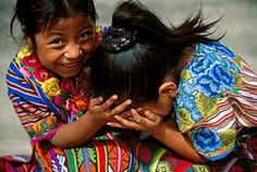 girls at market guatemala  by ~matiaschurut