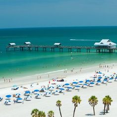 """This Florida Beach Was Just Named the Best in America 