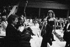Concert d'Anne-Sophie Mutter à la Fondation Pierre Gianadda, Martigny, Suisse (5 septembre 1986) - by Marcel Imsand