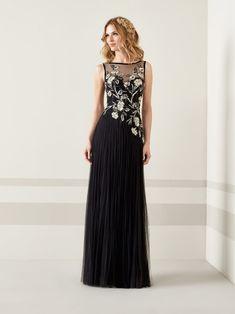 d65b3343a 59 mejores imágenes de Vestidos de fiesta negros