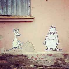 Scandinavian wall art #tovejansson
