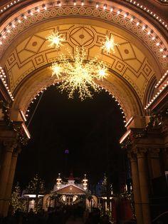 Jul i Tivoli. København