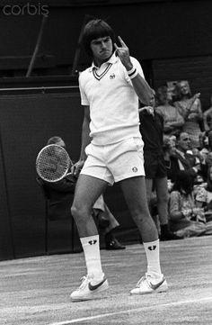 1975 - Jimmy Connors Wimbledon Final