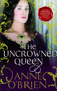 The Uncrowned Queen: introducing a youthful Edward III and Philippa of Hainault.  Prequel to The King's Concubine. A Short Story and published as Ebook only.  www.anneobrien.co.uk