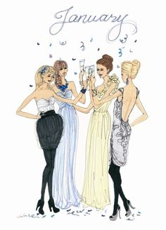 happy new year! by inslee haynes