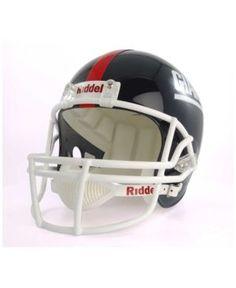 Riddell New York Giants Deluxe Replica Helmet - Team Color