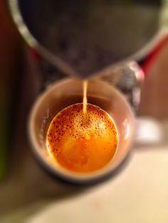 Guten Morgen…den Nebel aus dem Gesicht wischen mit einem #Arpeggio #Kaffee von @Nespresso
