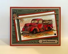Just Because by parkerquilter - Cards and Paper Crafts at Splitcoaststampers