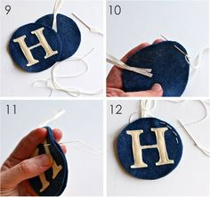 Today's a special BlogNog day, we have three! Last up we have fabulous Dana from MADE sharing these adorable felt monogram ornaments. Welcome, Dana! Hello friends! I'm Dana from MADE and I'm happy to be part of the Blognog party! With Christmas approaching (rather quickly) the words simple, handmade keep coming to mind. Because nothing …