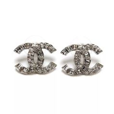Chanel Earrings Authentic Chanel earrings come with dustbag. 100% authentic excellent condition sold on ️️ only. Trusted seller. Comment for more images CHANEL Jewelry Earrings