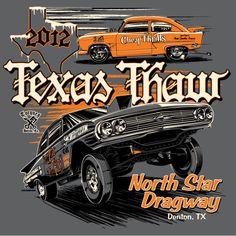 2012 TexasThaw Shirt   Mike Shoaf