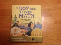 Excellent book about neurologically diverse -gifted prodigy in math Paul Erdos.