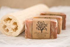 Whispering Willow — Peppermint Natural Bar Soap.  The best soap on the planet!
