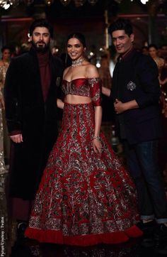 Deepika Padukone-Fawad Khan In Fashion show | Fashion Hacks