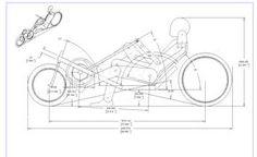 Resultado de imagen para easy recumbent bike plan