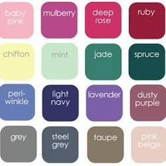 What's a Soft Summer? If you're a Summer your colors are always Soft, always Cool and always Light - of you're only getting a portion of this lovely mix you're missing out!   #Soft Summer