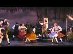 """Brigadoon"" at Goodman Theatre - a montage!"